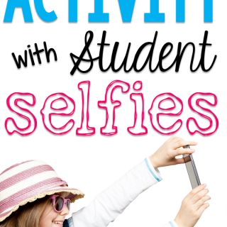 Beginning of Year Activity: Student Selfies