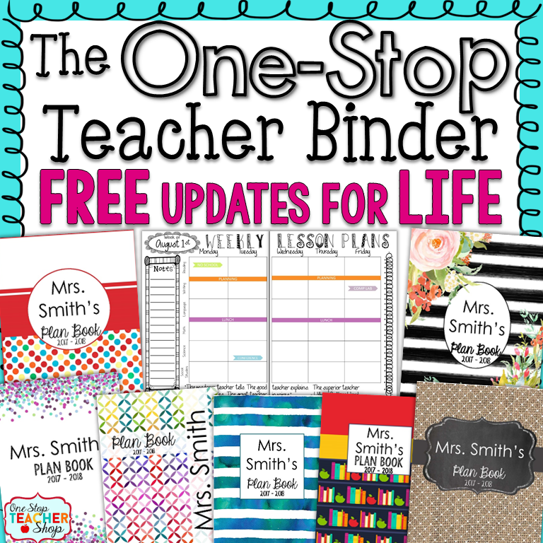 Put Together The Perfect Teacher Binder For Better