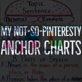My Not-So-Pinteresty Anchor Charts