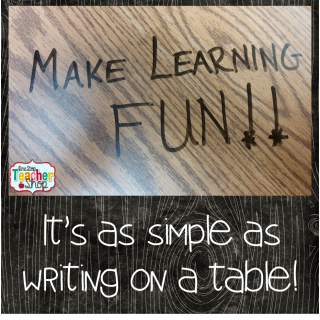 A Simple Way to Make Learning FUN!
