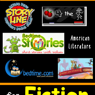 FREE Online Resources for Fiction Texts