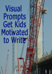 How to Use Visual Prompts to Get Kids Motivated to Write