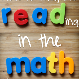 How to Integrate Reading in the Math Classroom