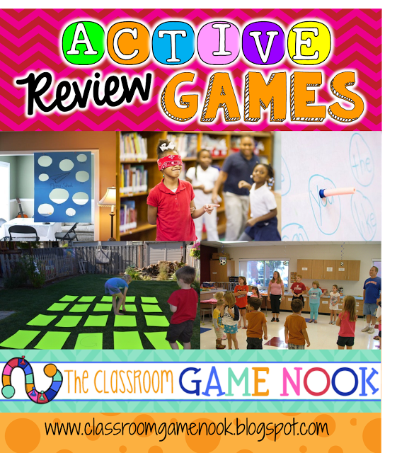 Classroom Game Ideas : Using active review games in the classroom one stop