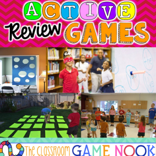 Using Active Review Games in the Classroom