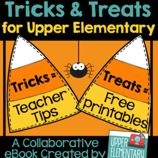 "Free ebook of ""Tricks & Treats"" for Teachers"
