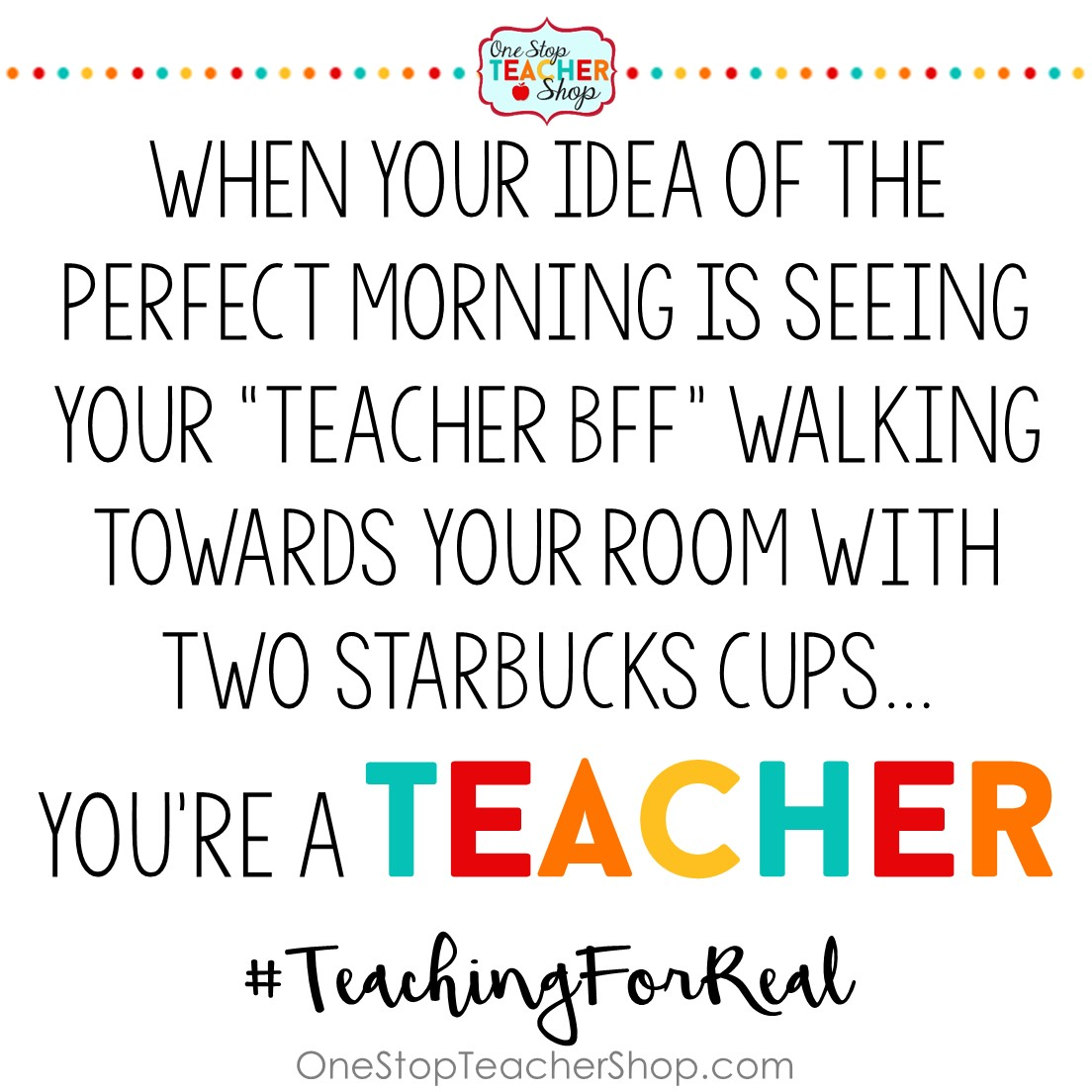 I love teacher humor! Here is a collection of funny teacher memes, quotes, and everything in between. Feel free to laugh out loud.