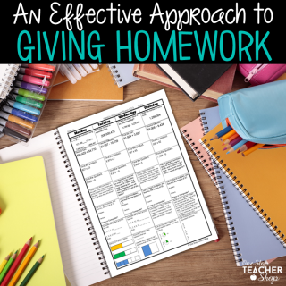 Homework: An Effective Approach