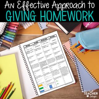 Homework: An Effective Approach