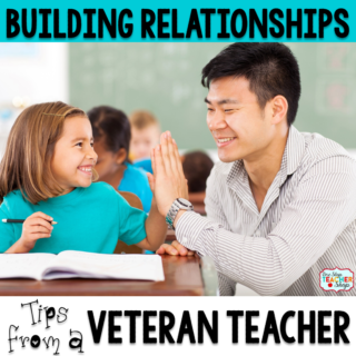 Building Relationships with students is a critical part of student success. Learn from a veteran teacher tips and ideas for building student relationships.