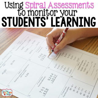 Spiral Assessments: Why They Are Necessary
