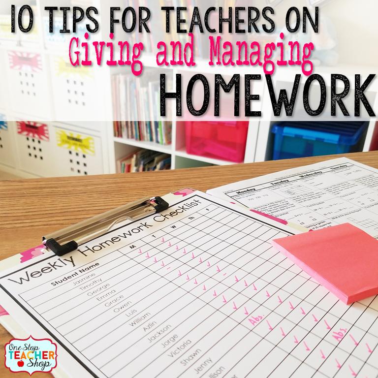 ktip guide for homework