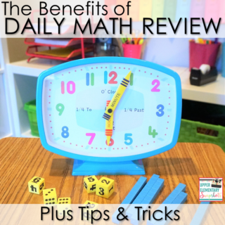 Daily Math Review: Benefits, Tips, & Tricks
