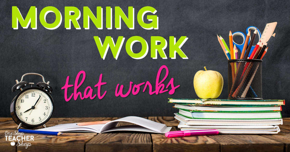 Finding quality morning work is often overlooked in the elementary classroom. My spiral review morning work solution is perfect for any morning routine.