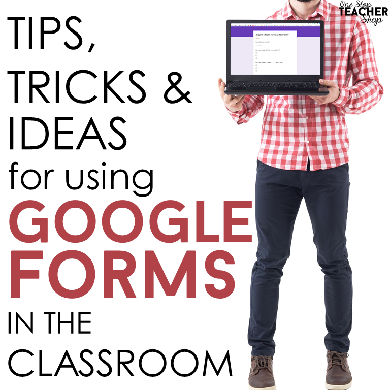 Google Forms in the classroom can be an effective teaching tool and save the teacher tons of time. Learn how to use Google Forms in the classroom.