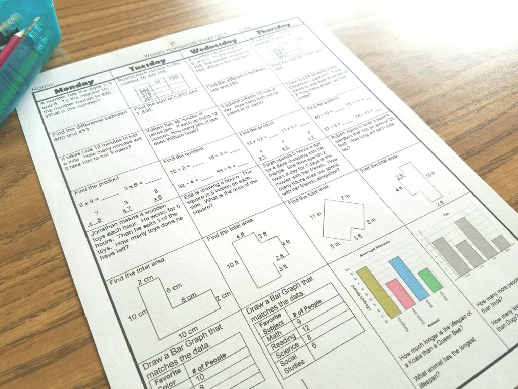 If you are looking for strategies to get your homework routine organized, this blog post is for you! This homework system will work with any elementary classroom organization or management style! Tip number two is my favorite!! Be sure to grab the free homework checklist.