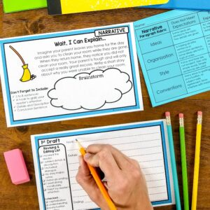 Paragraph writing doesn't have to be hard! Use Paragraph of the Week to make paragraph writing practice a fun and enjoyable part of your writing routine!
